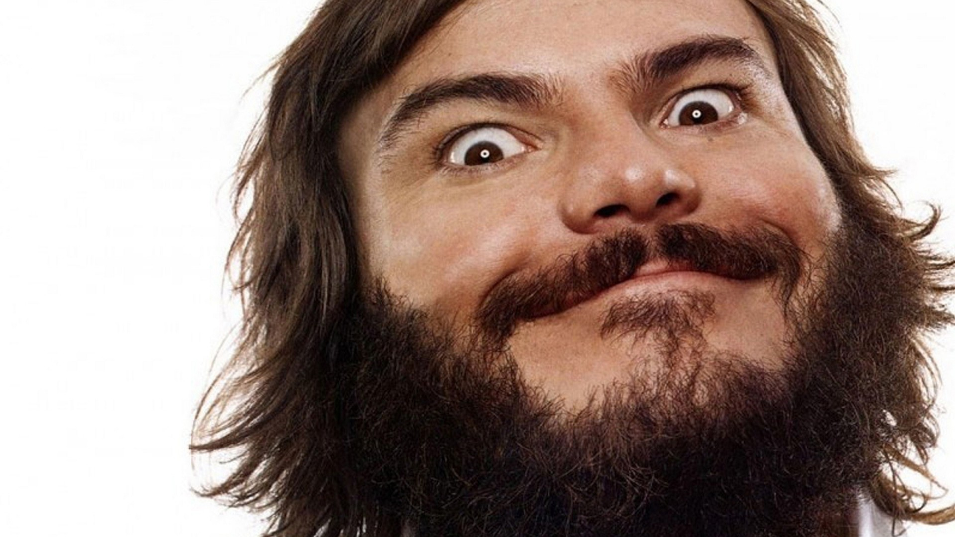 Jack Black Crazy Beard HD Wallpaper HD Wallpapers