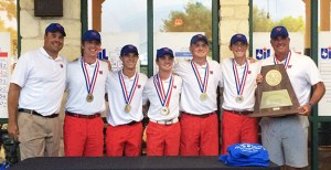 Austin Westlake High School Boys Golf