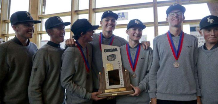 Lone Peak Boys High School Golf Team