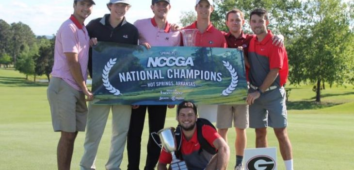 Club Golf National Champions