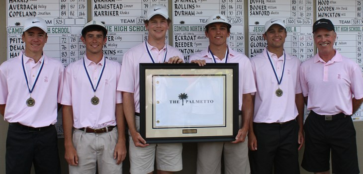 Durham Plametto Golf Champions in 2015