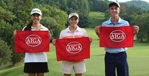 AJGA Junior Golfers