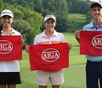 AJGA Junior Golfers