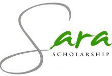 Sara Scholarship logo