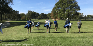 qualifying procedures for high school golf