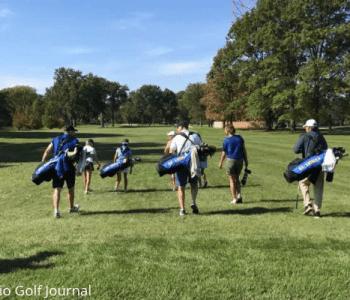 qualifying procedures for high school golf