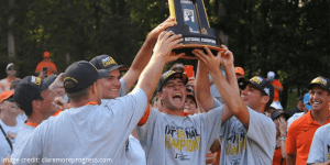 Top Men's College Golf Programs by Division