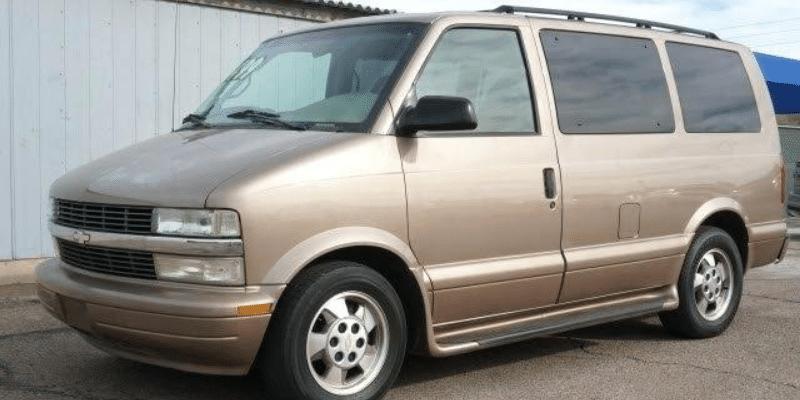 02 Chevy Astro
