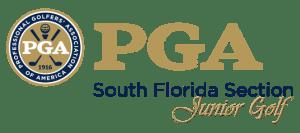 South Florida PGA Junior Golf Logo