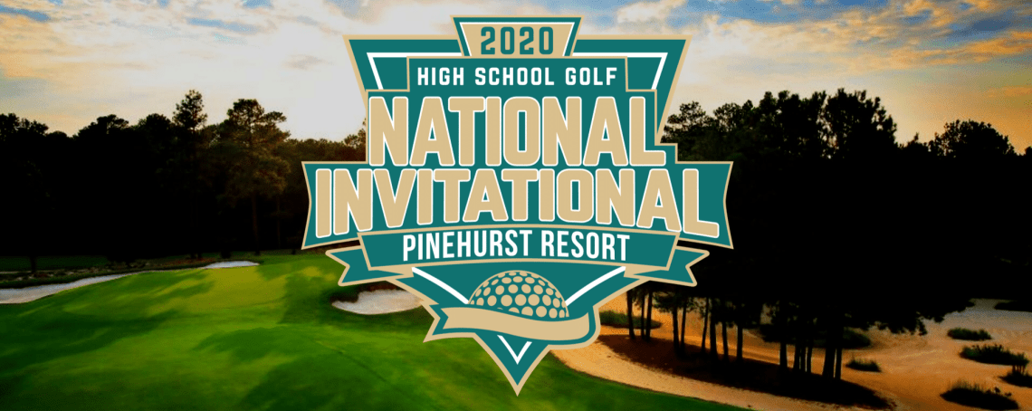 2020 High School Golf Invitational