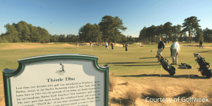 Best real-grass putting courses