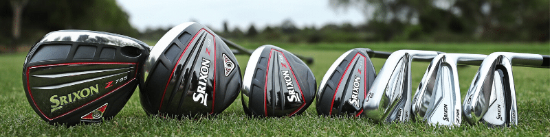 Srixon golf clubs high school