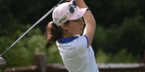 New Hampshire high school golfer engages girl's golf community