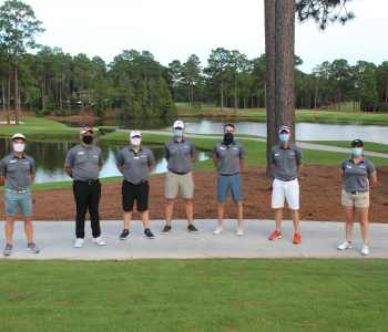 Golf Tournament Operations During COVID