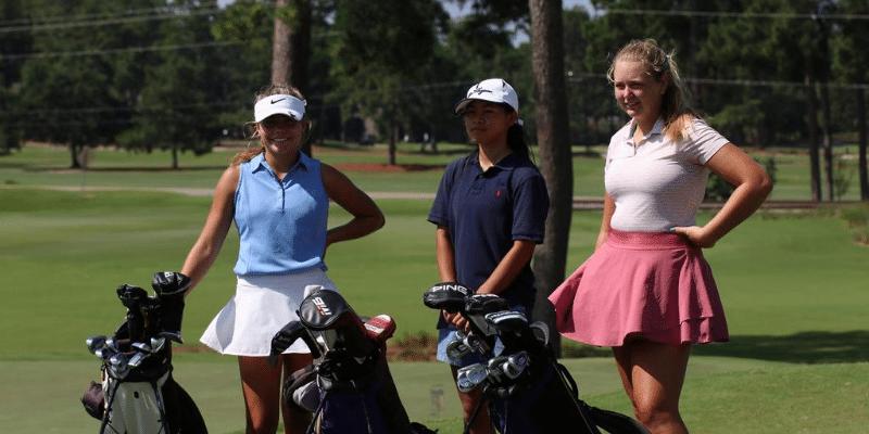Junior golf scholarships