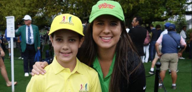 Leia Schwartz LPGA Girls Golf
