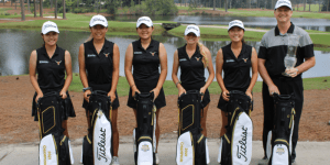 How to order golf bags for your high school golf team