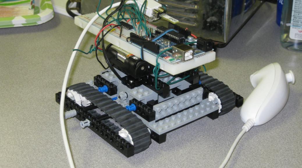 Arduino rc car part high school maker