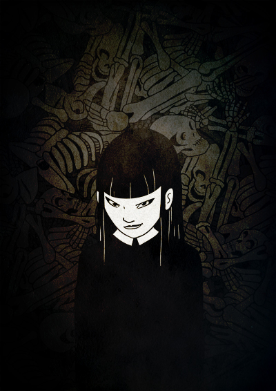 Bones-Maiden