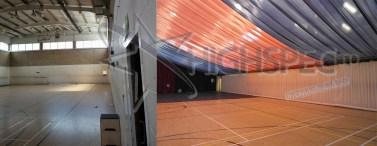 Sports Hall Lining