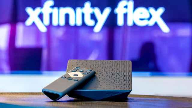 Xfinity Flex streaming box