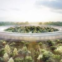 Apple Campus 2 Projekt