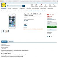 iPhone 5s bei Lidl