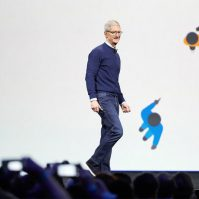WWDC Keynote with Tim Cook