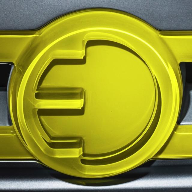 2019: Mini E von BMW in Oxford