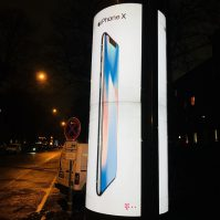 iphone-x-werbung-telekom