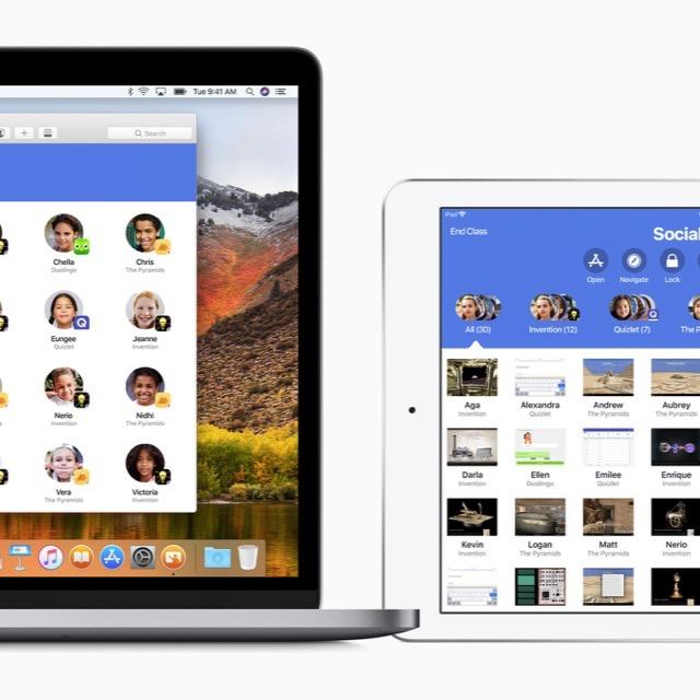 Mac Classroom kommt im Juni