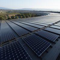 Apple on renewable Energie