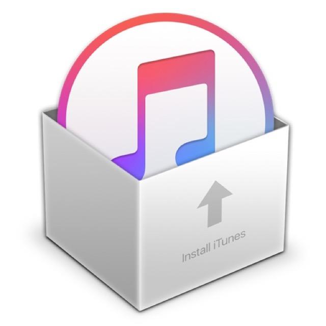 Install iTunes