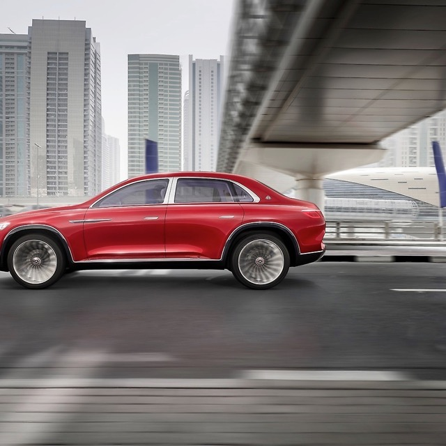 Auto China 2018 mit Vision Mercedes-Maybach Ultimate Luxury