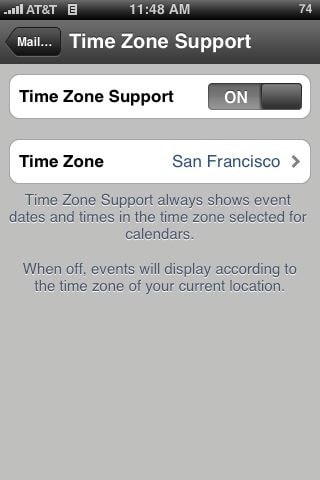 Fix It: Outlook Calendar and iPhone Calendar Events Hours Not