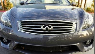 The 2012 Infiniti QX56 - A Luxurious SUV with Some Pretty Cool Tech