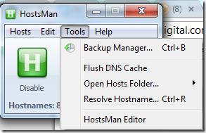 hostman-tools