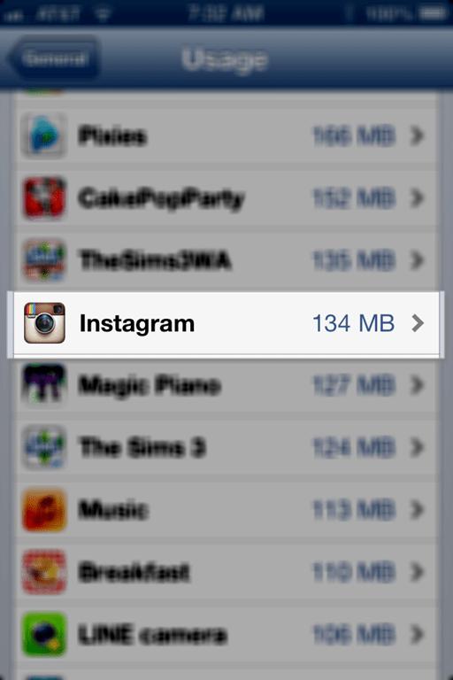 how to delete my photos on instagram