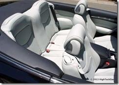 4 seater - 2013 Infiniti G37 IPL convertible