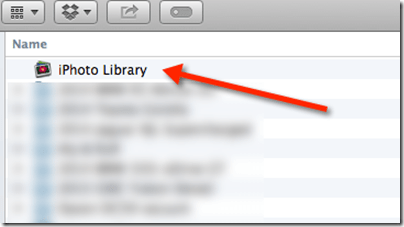 HTD-select-iPhoto-library