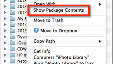 How To Make iPhoto or Picasa Recognize your Camera Again
