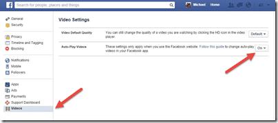 facebook-video-settings