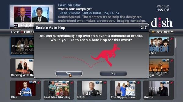 DISH Network - Auto Hop