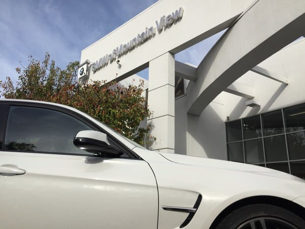 2015 BMW M3 - AutoNation BMW of Mountain View