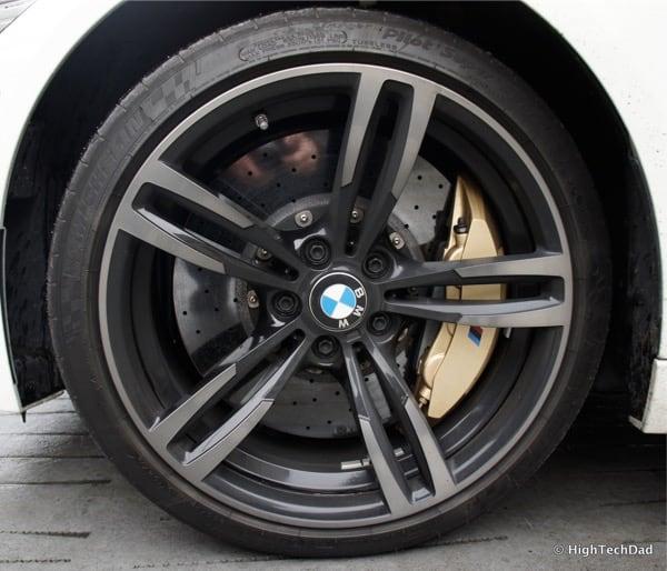 2015 BMW M3 - Ceramic Brakes