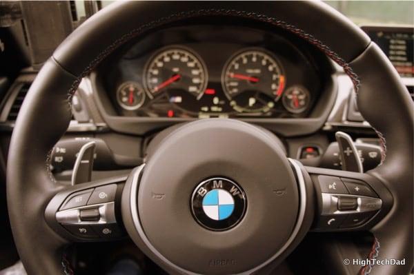 2015 BMW M3 - Steering Wheel