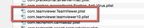 Reset TeamViewer ID - view preference files