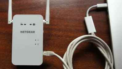Run Internet Connections through Electrical Power with