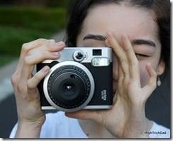 HTD Fujifilm Instax Mini 90 front view