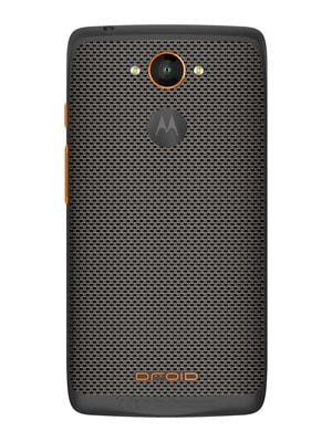 HTD DROID Turbo - Orange Highlight